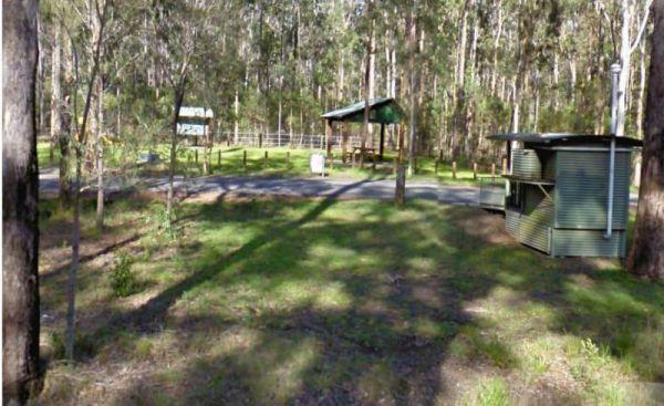 Glenugie Creek Rest Area