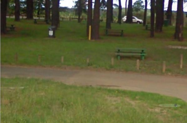 Kingsbury VC Rest Area