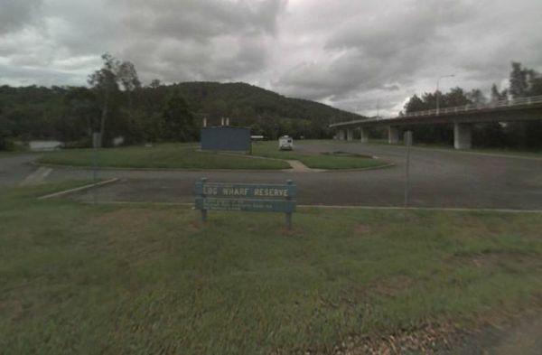 Log Wharf Reserve Rest Area