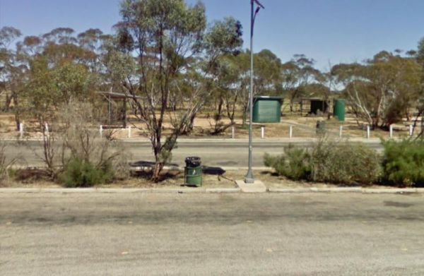 Mallee Fowl Rest Area