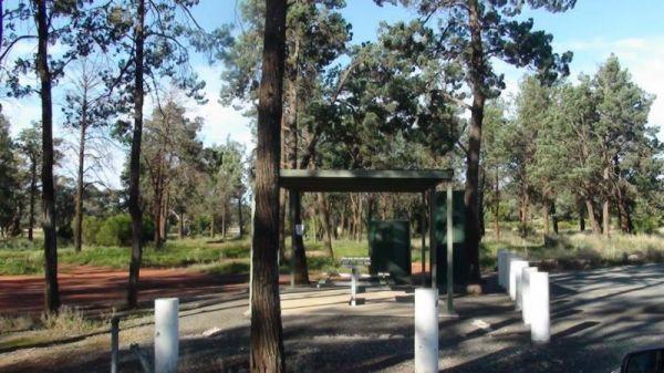 Meadow Glen Rest Area