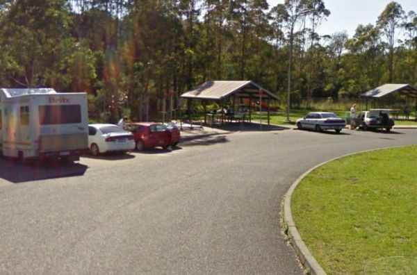 Ourimbah Exit Rest Area
