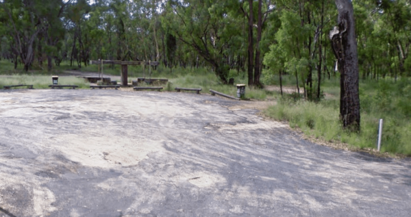 Oxley's Crossing Rest Area
