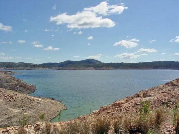 Pindari Dam Camping Area
