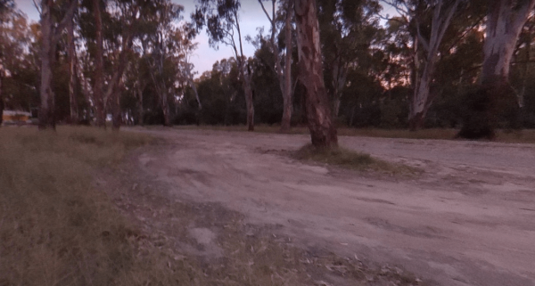 Quicks Beach Camping Area