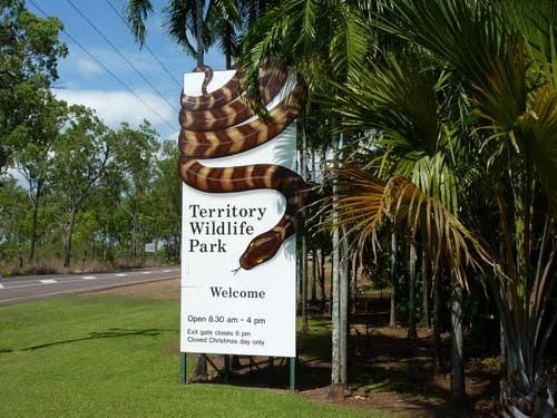 Berry Springs - Territory Wildlife Park