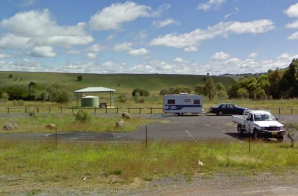 Shadforth Reserve Rest Area