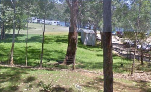 Shoalhaven Zoo - Campsite