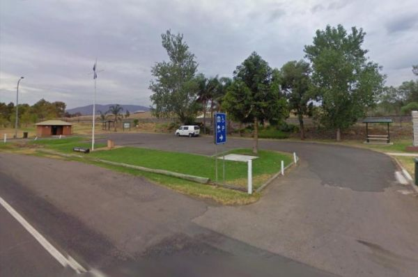 Vietnam Memorial Rest Area - Muswellbrook North