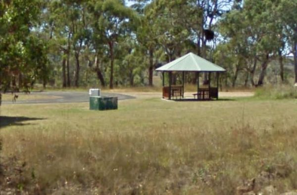 Walcha East Rest Area