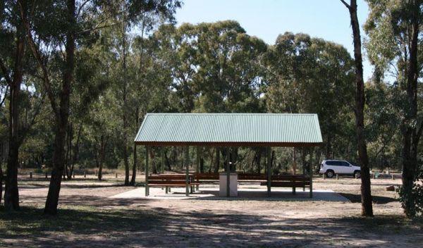 Wanda Wandong Camping Area