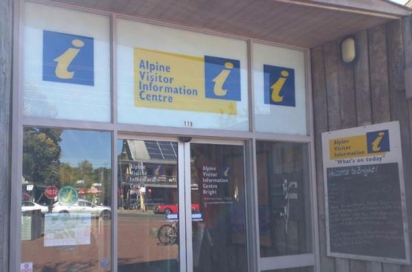 Alpine Visitor Information Centre