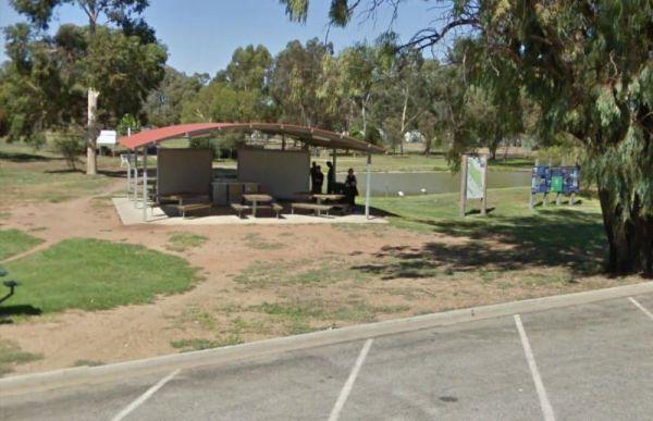 Atkinson Park Rest Area