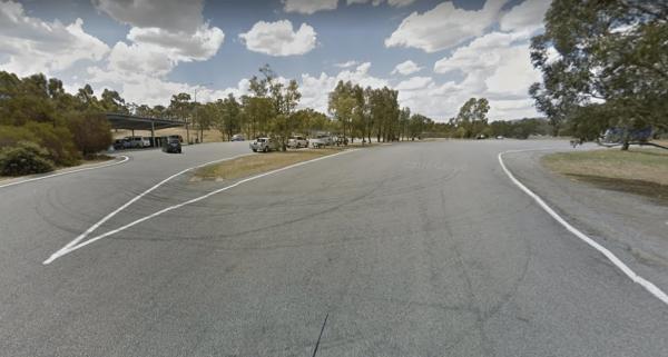 Balmattum Rest Area (Northbound)