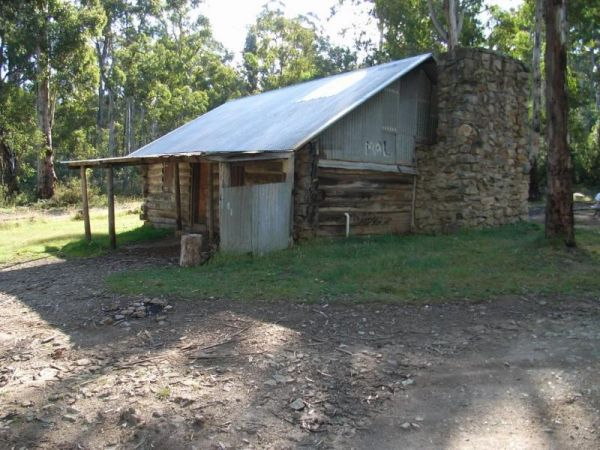 Bentley Plain Camping Area