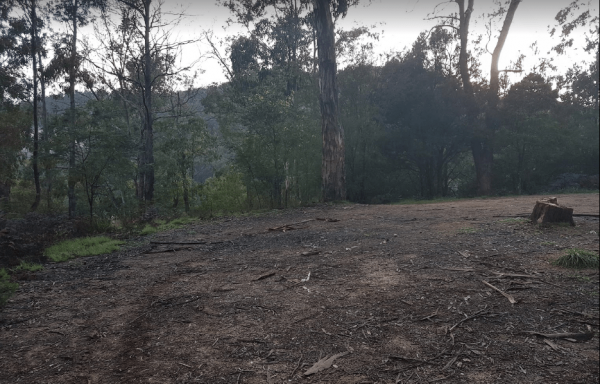 25 Mile Creek Camping Ground