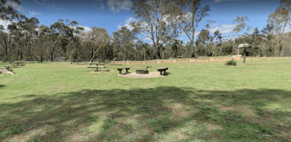 Boreang Camping Area