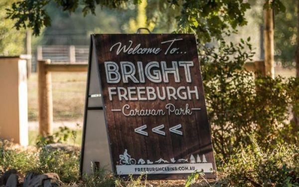 Bright Freeburgh Caravan Park