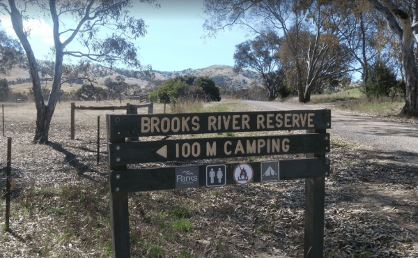 Brooks River Reserve Camping Area