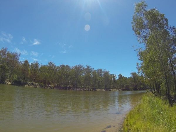 Bruces Bend Camping Area