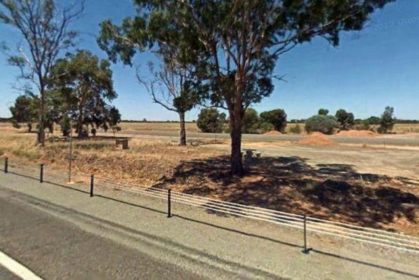 Calder Woodburn Memorial Rest Area